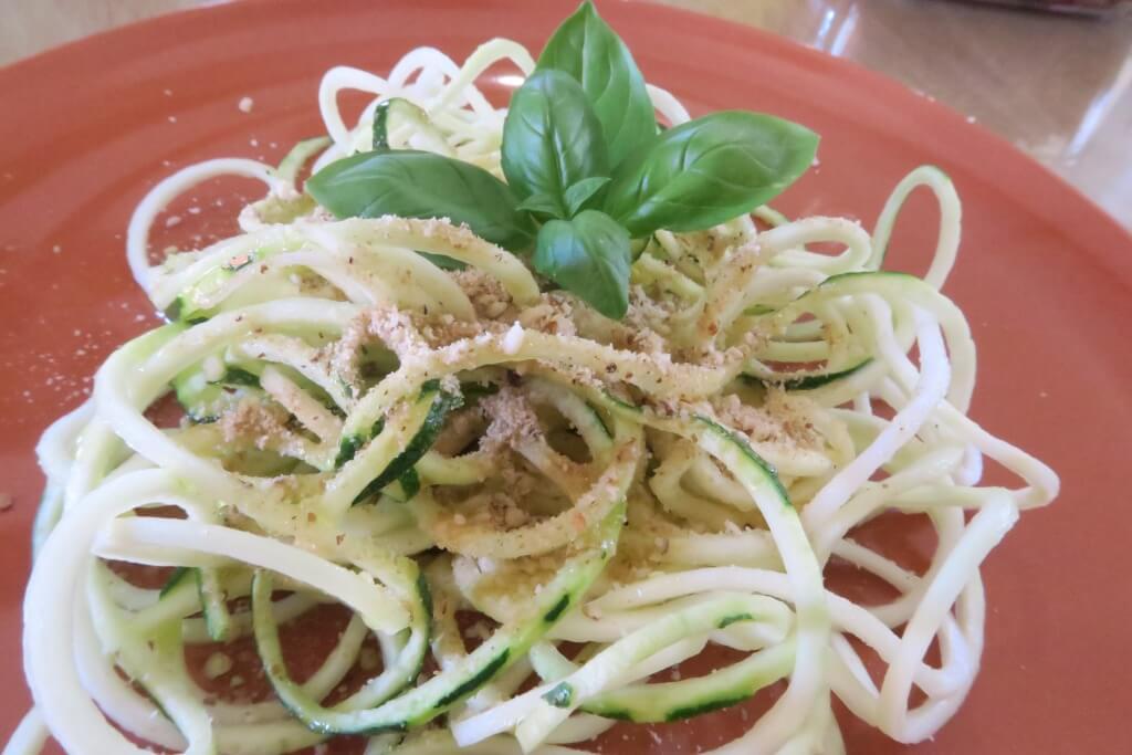 Parmesan végétal