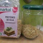 175 g de protéines de soja MARKAL