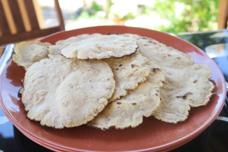 Chapatis (avec ou sans gluten)