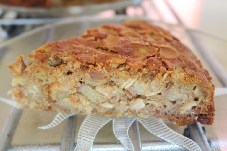 Gâteau pomme-oranger