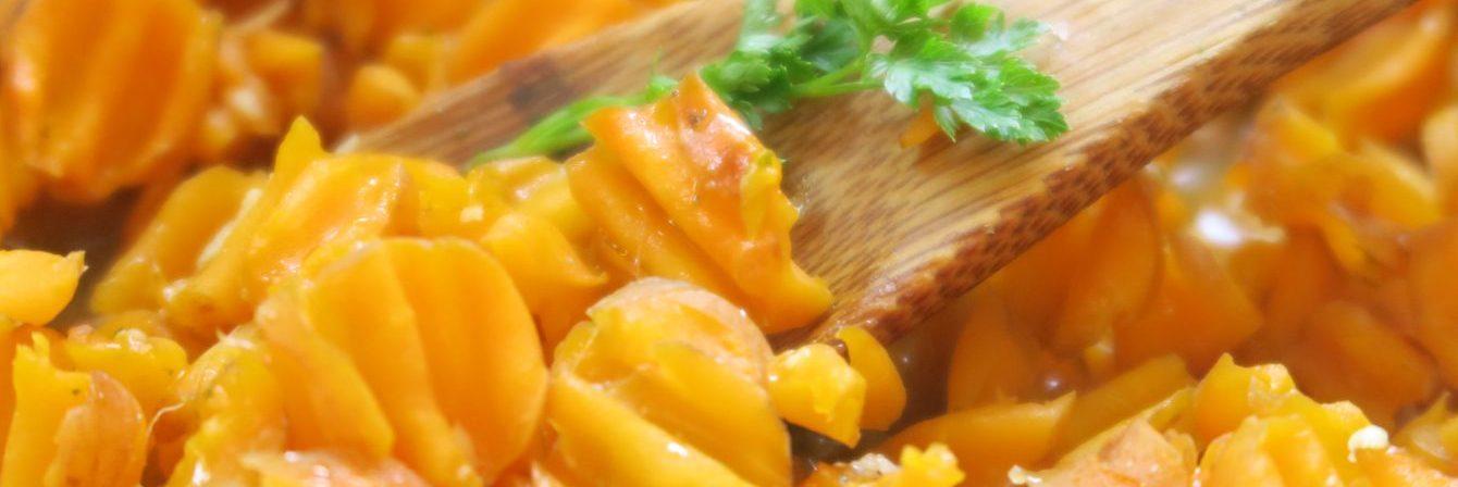 Carottes vichy saveurs bio - Cours de cuisine vichy ...