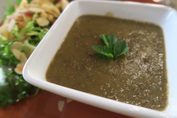 Soupe de lentille libanaise