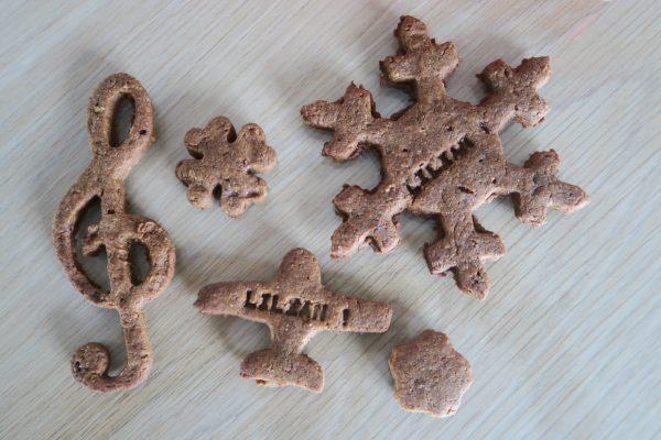 """Biscuits sablés au café (ou """"faux"""" café)"""
